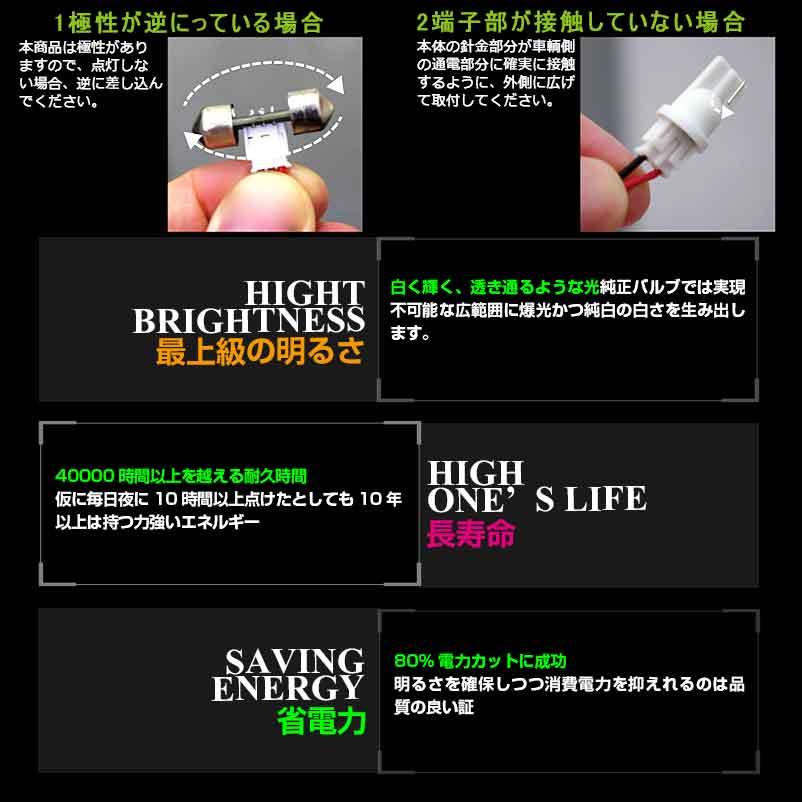 日産 エルグランド(E52) H22/8〜 専用LEDルームランプキット FLUXタイプ 9点set