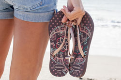 havaianas ladys pattern