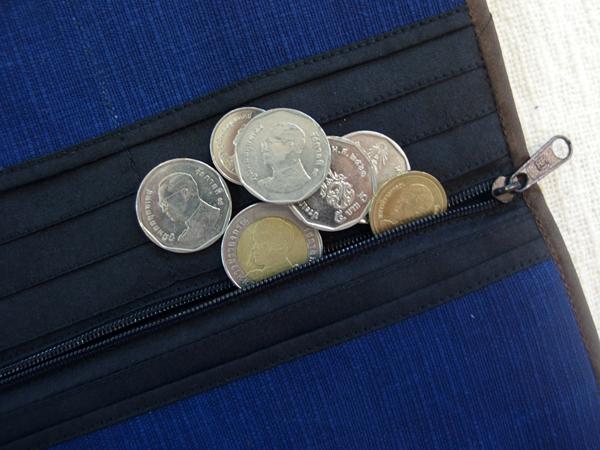 モン族 刺繍 財布 ポーチ