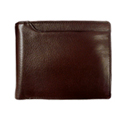 二つ折財布(ファスナー小銭入れ付)