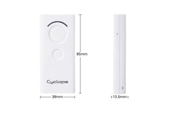 Bluetooth搭載データコレクタ Cyclops ALFARK-5000X