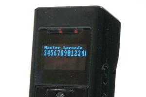 KDC300iM 1対1(N)の一致チェック機能搭載
