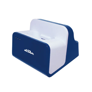 OPN-2002用充電クレードル coolCradle Blue