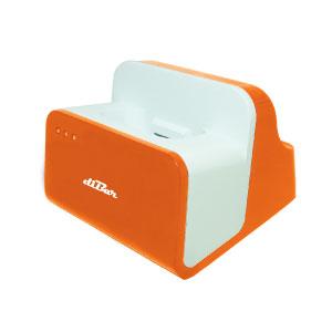 OPN-2002用充電クレードル coolCradle Orange