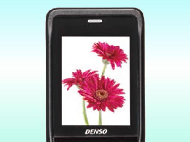 クラス最大の2.0インチカラー液晶を搭載 カラー液晶バーコードハンディターミナル BHT-1500 DENSO デンソー
