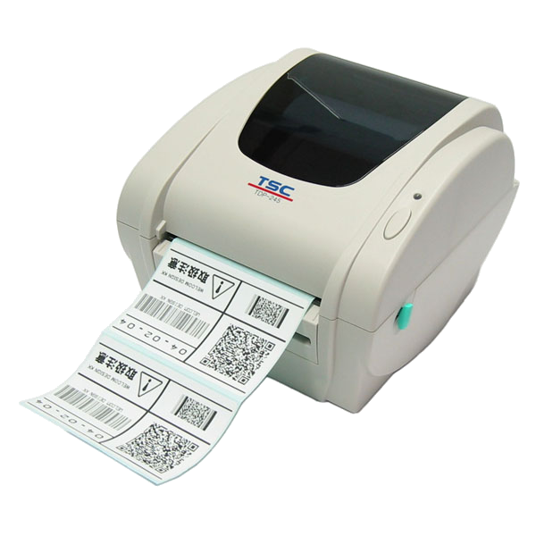 ダイレクトサーマル対応バーコードラベルプリンタ TDP-247 TSC ウェルコムデザイン