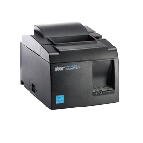 バーコードサーマルプリンタ Future PRNT TSP100III(USB接続) TSP143IIIU-WT-JP