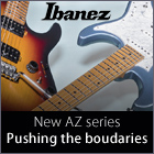 Ibaneze New AZ series
