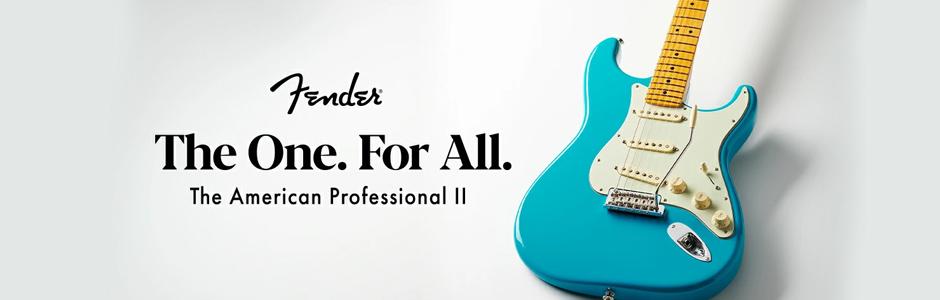 FENDER フェンダー アメリカン プロフェッショナル II