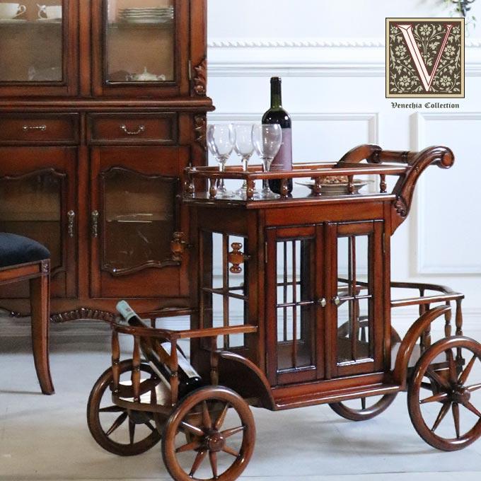 斬新モダンなクラシックでアンティークな家具。高級マホガニー材使用のべネシア特集。
