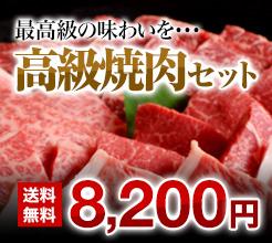 高級焼肉セット
