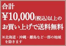 送料無料,10000円以上お買い物,沖縄 北海道 離島除く