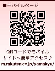 モバイルページ:QRコードでモバイルサイトへ簡単アクセス♪