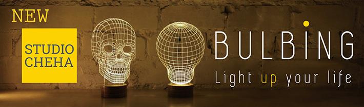 BULBING LEDスタンドライト