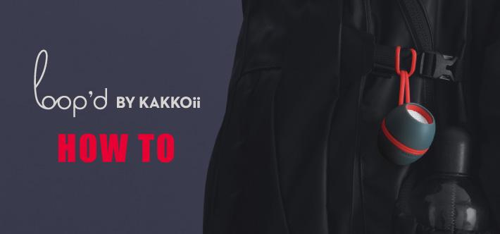 Bluetooth スピーカー KAKKOii はイギリス生まれ。