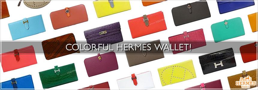 HERMES 財布:YOCHIKA京都下鴨店