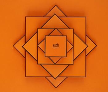 Orange Box Hermesの箱について:World of the HERMES - エルメスの世界 - Presented by BRAND SHOP YOCHIKA ブランドショップよちか