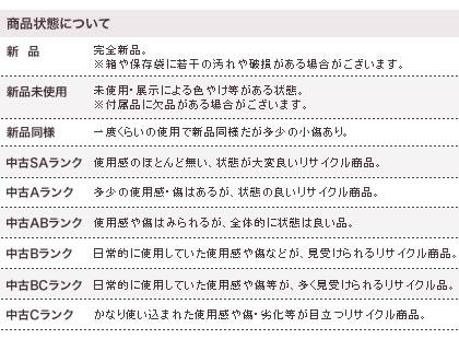 商品状態について ブランドショップよちか BRANDSHOP YOCHIKA