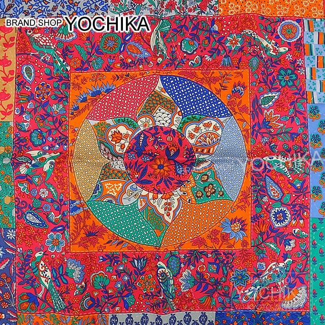 Yochika Kyoto Shimogamo Rakuten Global Market Hermes Hermes Scarf Scarves 45 Provence Floral