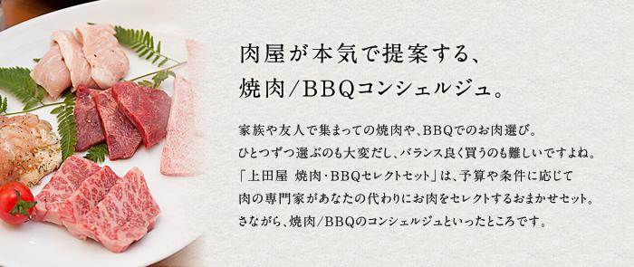 肉屋が本気で提案する、焼肉/BBQコンシェルジュ。