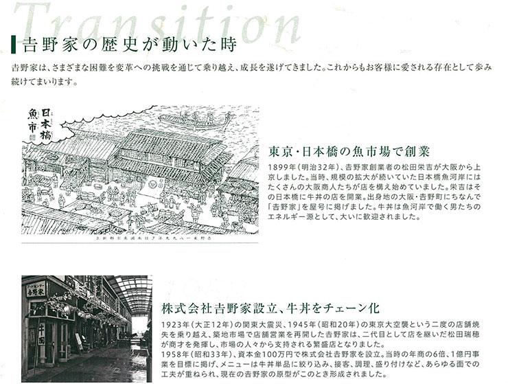 吉野家の歴史が動いた時