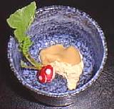 胡麻酢かけ
